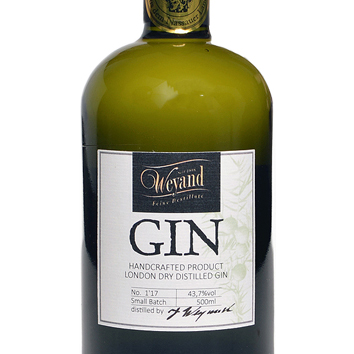 Handcrafted-Gin-London-Dry-Westerwald-Brennerei