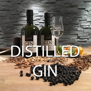 Handcrafted London Dry Gin Westerwald Brennerei Weyand