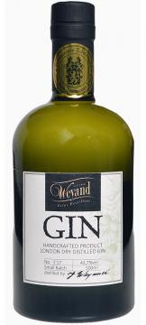 HANDCRAFTED LONDON DRY DISTILLED GIN 0,5L