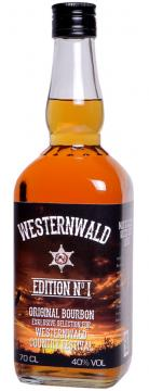 Westernwald Whisky Edition No.1 0,7L